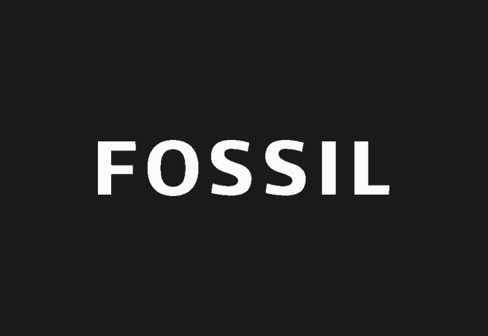 logos montre fossil
