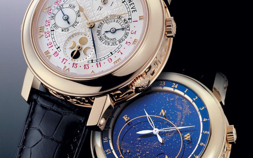 montre suisse chronographe