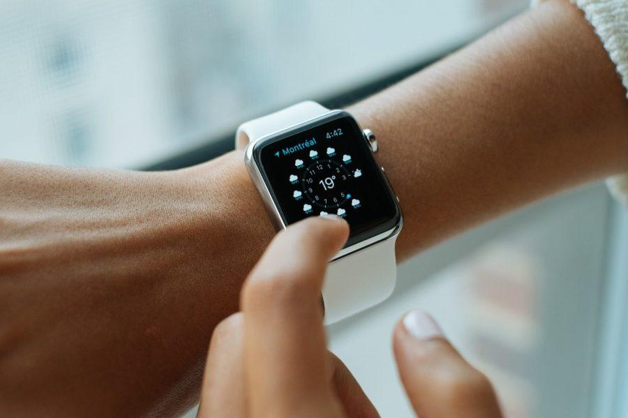 montre apple watch gadget