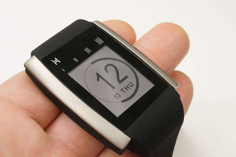 nouvelle Smart watch sur kickstarter